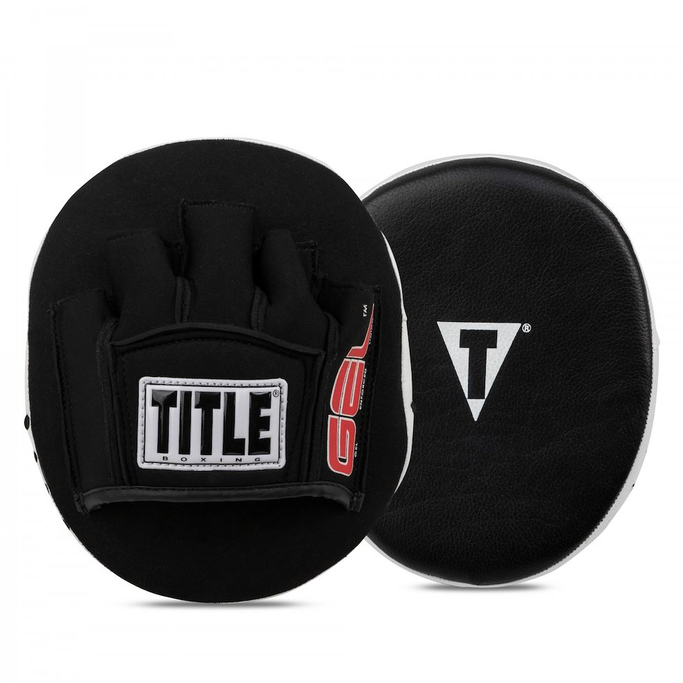 Лапы TITLE GEL TECH PUNCH MITTS 2.0