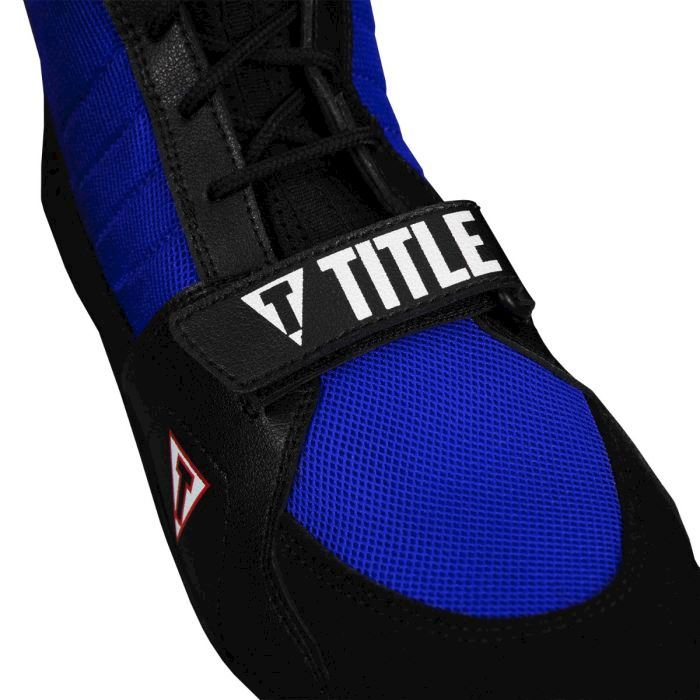 TITLE Ring Freak Boxing Shoes