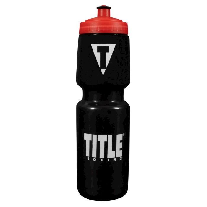 TITLE Deluxe Grip Water Bottle