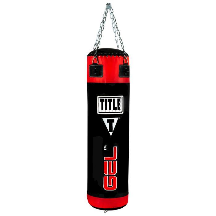 Мешок TITLE Boxing GEL World Heavy Bags 2.0